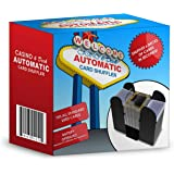 Casino 6 Deck Automatic Card Shuffler by Brybelly