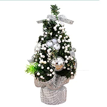 Festive & Party Supplies Lovely Christmas Tree Office Counter School Shop Stand Safflower Home Decor Desk Small Mini