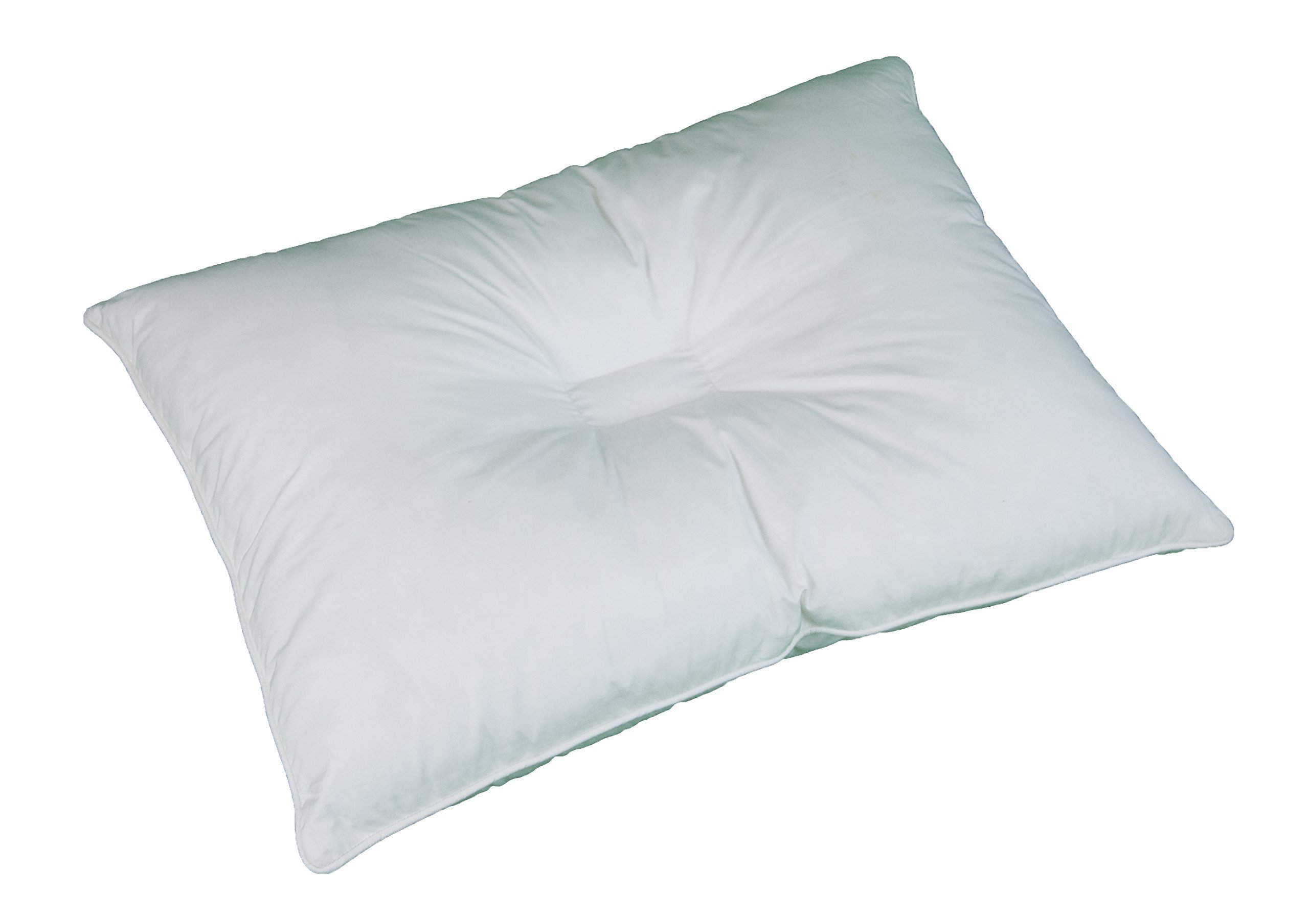 SLEEPHI Collection #1 Hypoallergenic Microfiber LARGE Pillow Ideal Back & Stomach Sleepers | Unique Design to Prevent Neck Problems | Soft Pillow | King 20'' x 36''
