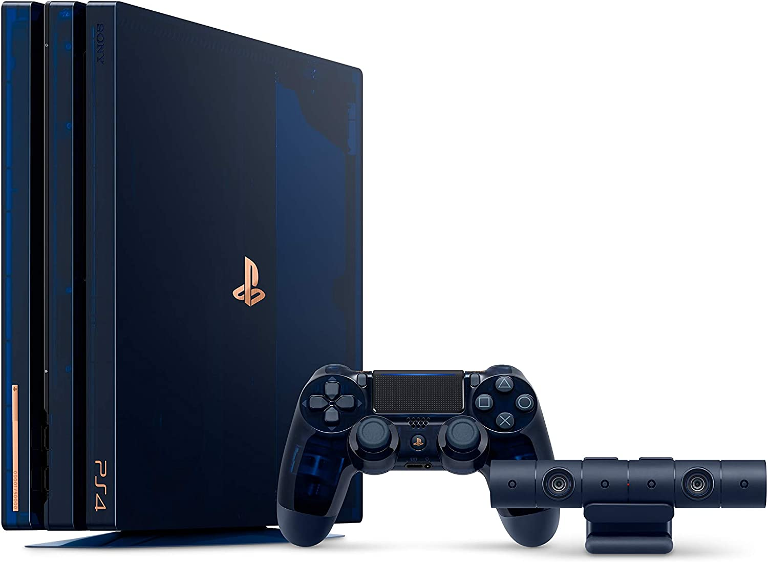 Limited Edition 500 Million Playstation 4 Pro 2tb Console Amazon Ca Toys Games
