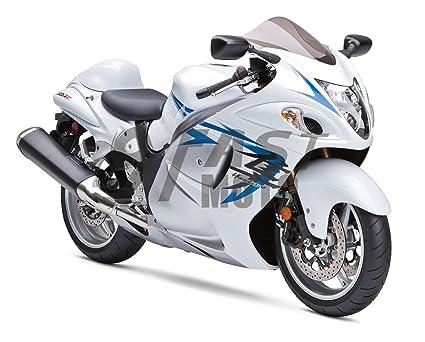 Amazon Com 9fastmoto Motorcycle Decals Sticker For Suzuki 08 15