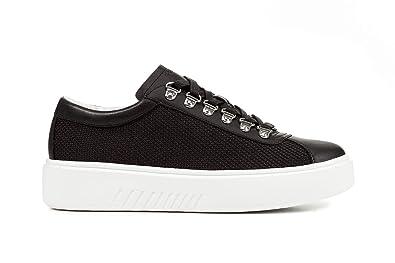 Geox NHENBUS D828DH 01485 weiß Turnschuhe Damenschuhe Schuhe