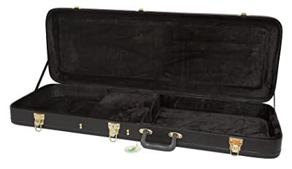 7a5df9a755e Image Unavailable. Image not available for. Color: Yamaha EG-Hard Case  Hardshell Electric Guitar