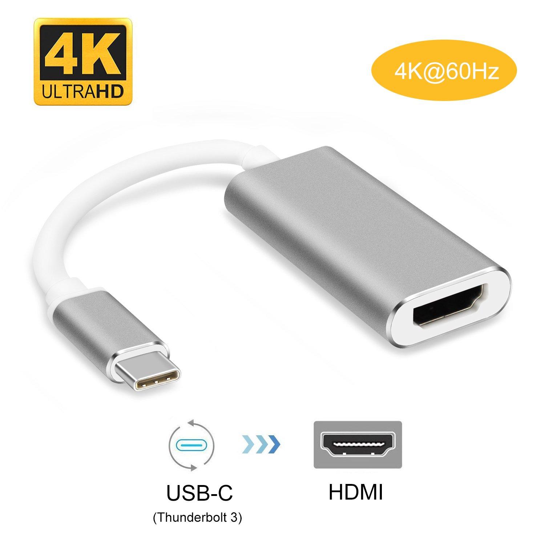 on sale USB C to HDMI Adapter, Agatha USB-C (Thunderbolt 3 ) to HDMI