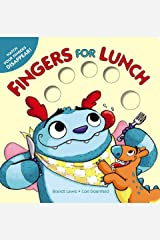 Fingers for Lunch: '2016/04/05 Board book