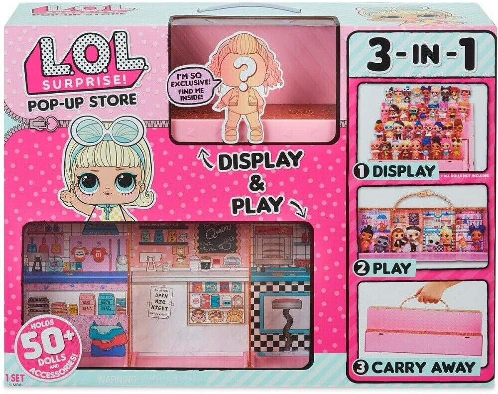 House with over 85 Surprises L.O.L L.OL Surprise Doll Kids gift