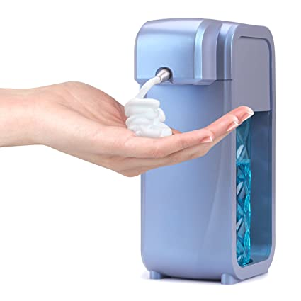 Bon Segarty Automatic Soap Dispenser, Commercial Touchless Sensor Hand Wash Soap  Dispenser Wall Mounted For Kitchen