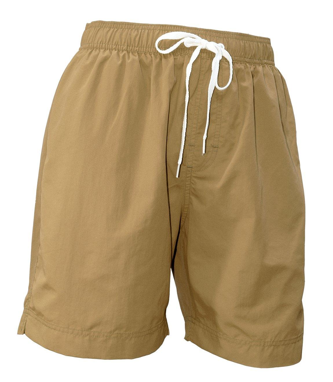 2a371986b3 Amazon.com: Adoretex Men's Swim Trunks Watershort Swimsuit with Mesh  Lining: Clothing