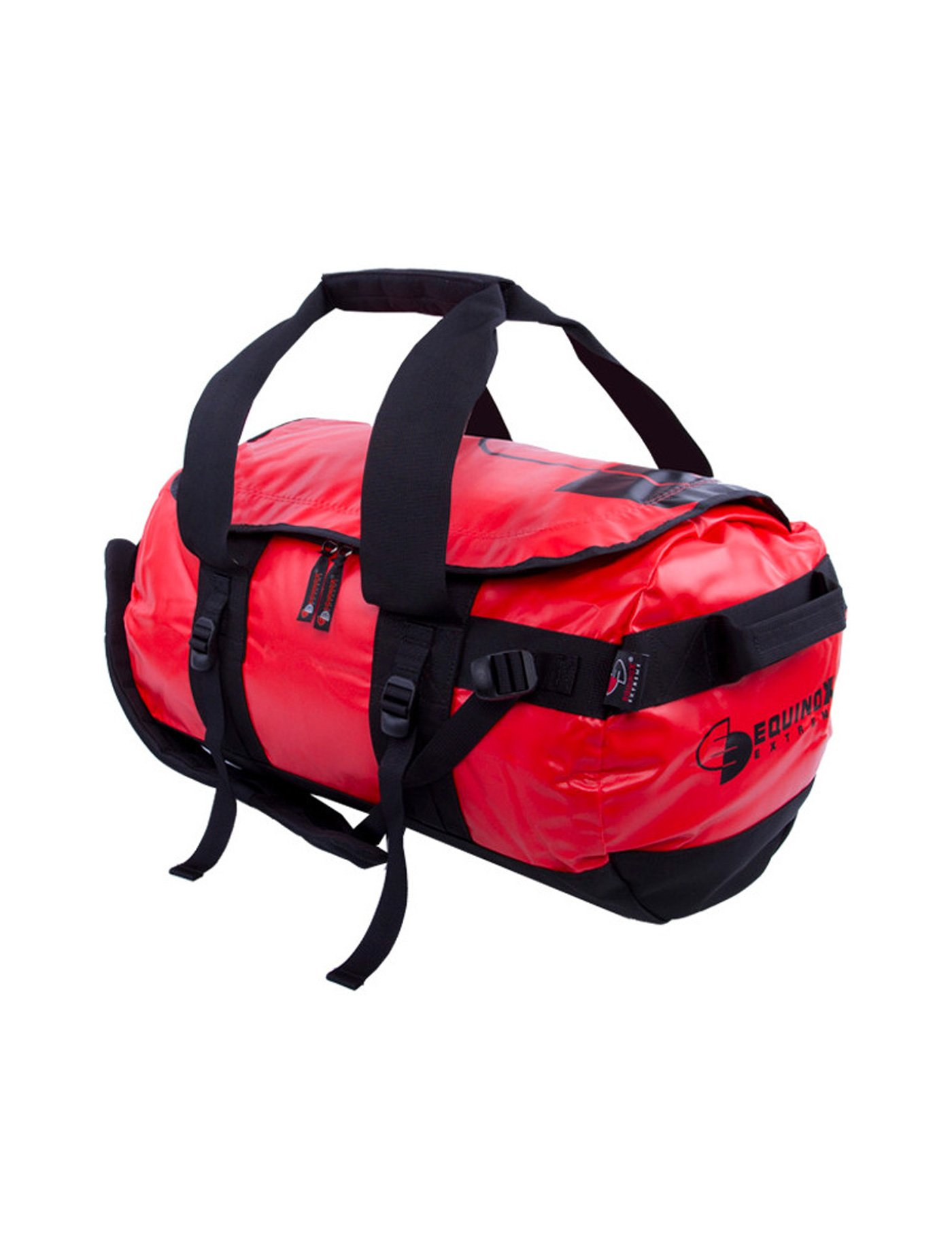 EQUINOX Extreme Duffle Waterproof Dry Bag 72 Litres, Red Color 1 pcs.