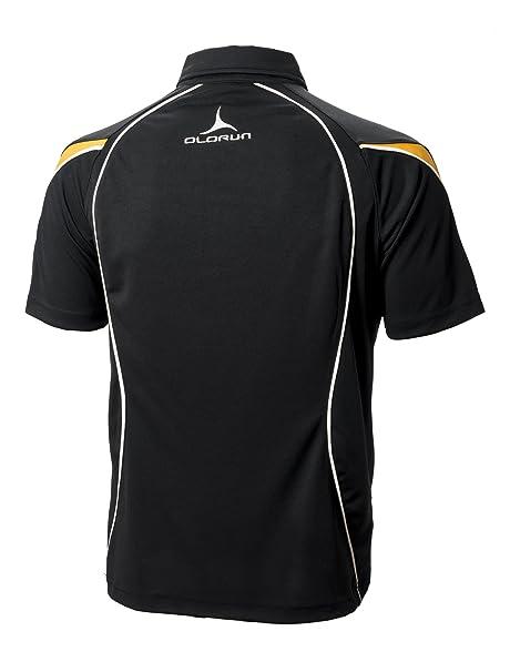 Hamilton Hornets Polo Shirt Black S-XXXXL