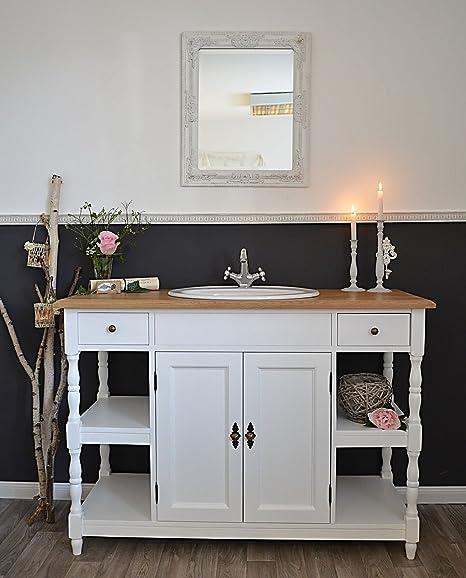 País & Amor de Muebles de baño GmbH elouen: rústico de Lavabo,