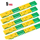 Sunflower 8 Frame Beehive Plastic Entrance Reducer Gate Treated Anti-Escape and Mouse mice Guard (5)