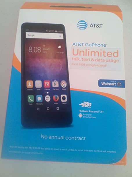 huawei ascend xt. amazon.com: at\u0026t gophone huawei ascend xt android smartphone cell phone. unlimited talk, text, and data usage. no annual contract. xt
