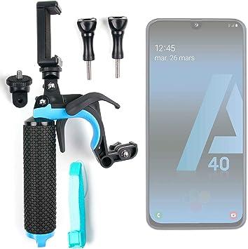 DURAGADGET Soporte/Mango Flotante con gatillo para Smartphone ...