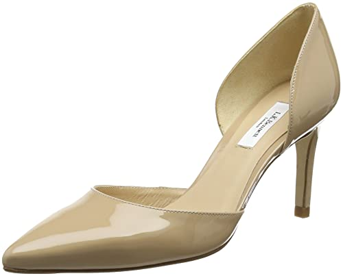 07e6b4aced4f LK BENNETT Women s Flossie Closed-Toe Pumps  Amazon.co.uk  Shoes   Bags