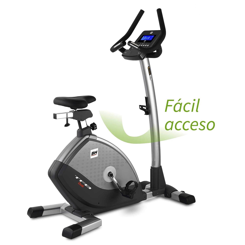 BH Fitness - Bicicleta estática TFB Dual: Amazon.es: Deportes y ...