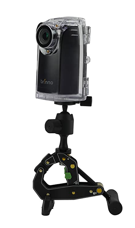 Brinno BCC200 Time Lapse Camera w/Mount & Accessories Best for Construction  & Outdoor Security 80 Days Battery Life, 720p HD, Weather Resistant Case