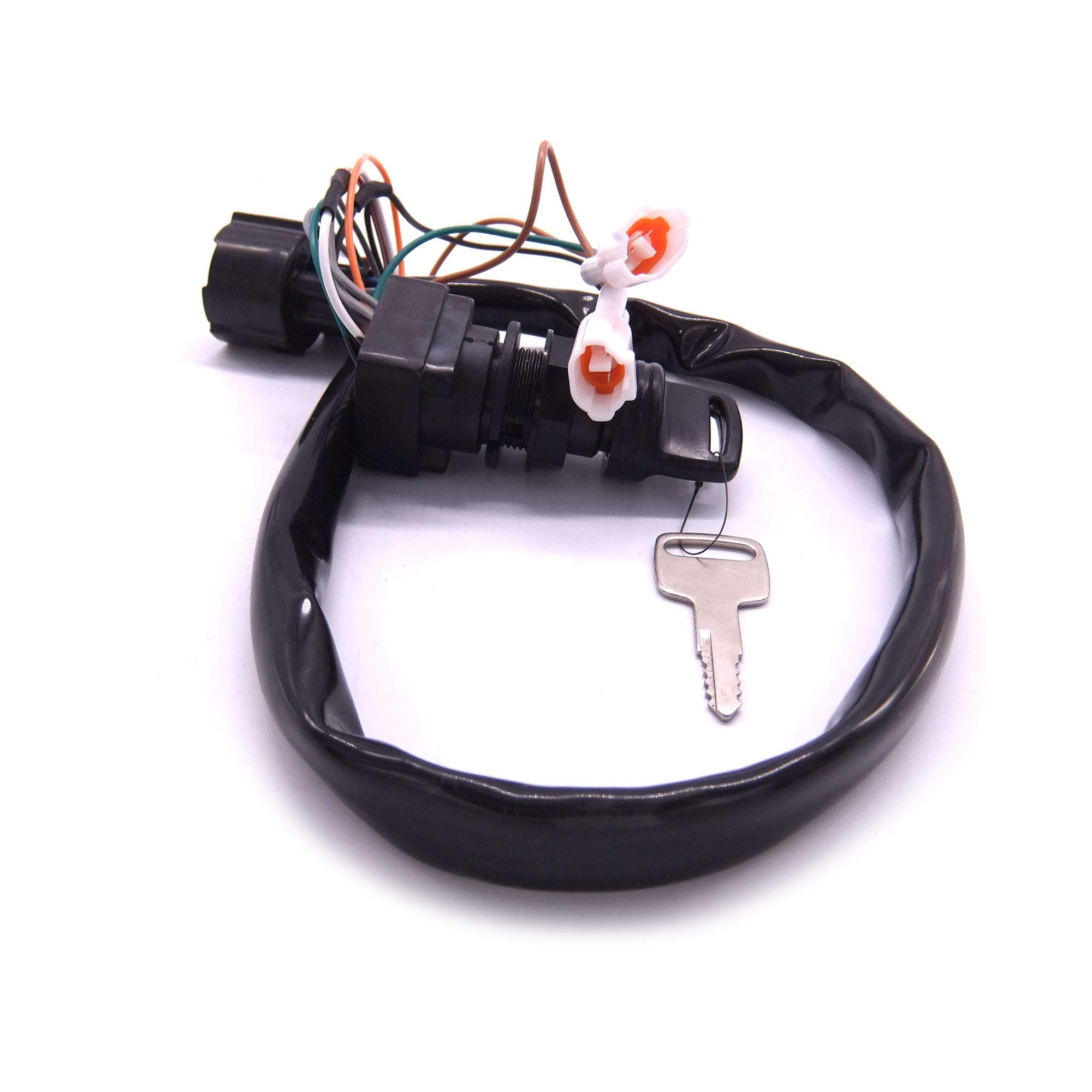 SouthMarine 37110-93J00 37110-93J01 Boat Motor Ignition Switch Assembly for Suzuki Outboard Motor by SouthMarine (Image #6)