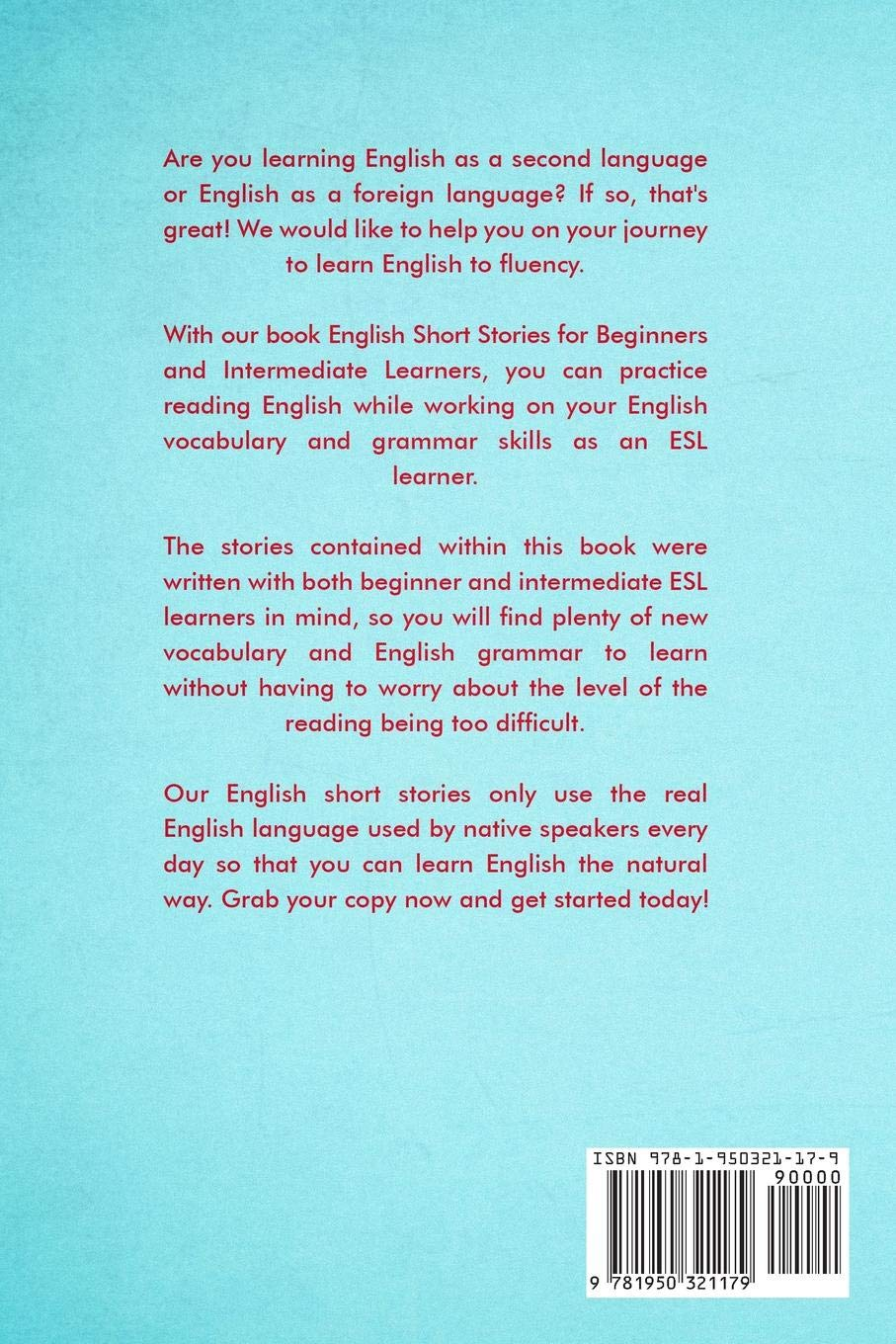Buy English Short Stories for Beginners and Intermediate Learners