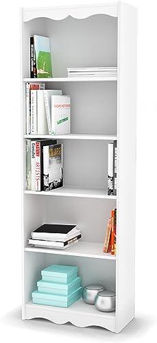 Cheap Sonax Hawthorn 72-Inch Tall Bookcase modern bookcase for sale