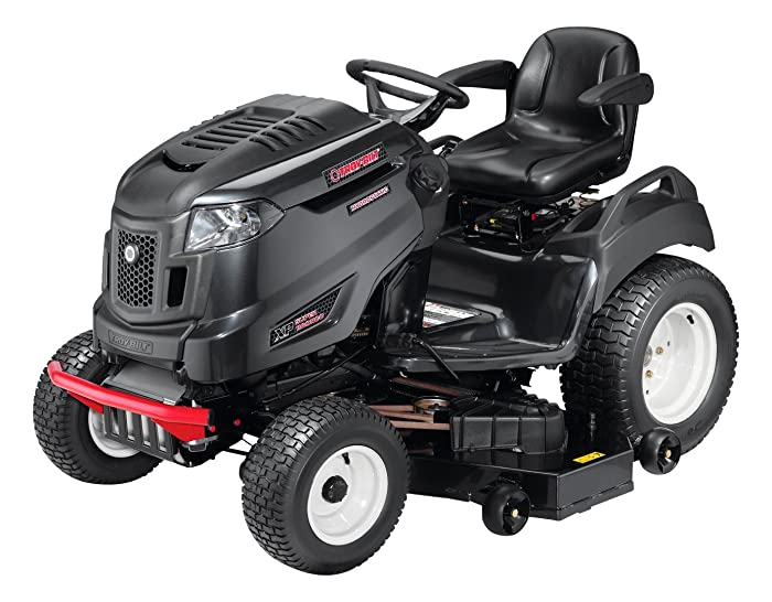 Troy-Bilt Super Bronco XP 26HP 54-Inch FAB Deck Garden