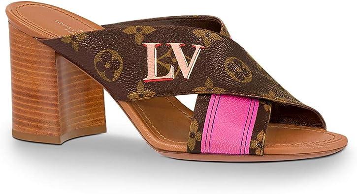 Louis Vuitton Panorama Mule LV Size
