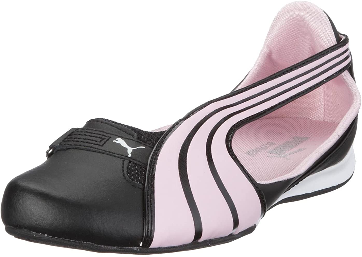 hoja caligrafía lado  Puma Espera III L Jr Ballet Flats Girls Black Schwarz (black-pink  lady-black 02) Size: 11 (29 EU): Amazon.co.uk: Shoes & Bags