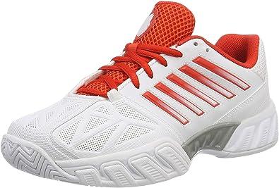 K-Swiss Performance Bigshot Light 3, Zapatillas de Tenis para Mujer: Amazon.es: Zapatos y complementos