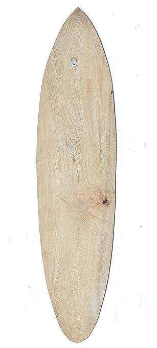 Interlifestyle Decoración Tabla de Surf con Rojo Hibisco en el Pincel Buscar Tabla de Surf 100cm Hawai Placa Madera Placa: Amazon.es: Hogar