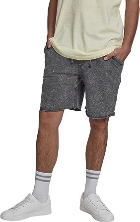 Urban Classics Vinage Terry Shorts Pantalones Cortos para Hombre