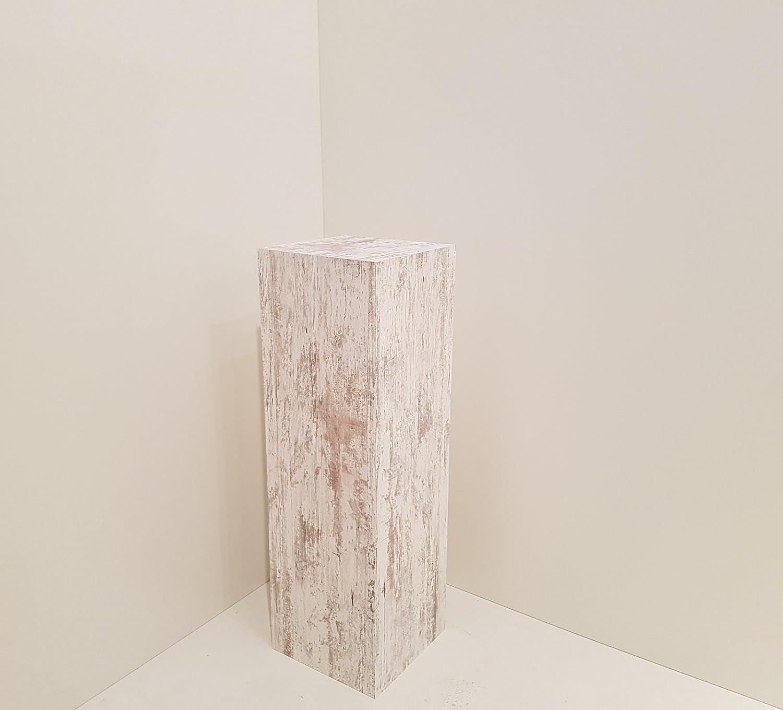Stema Seyfried Dekos/äule 60x17x17 cm, Beton Podest in 3 Gr/ö/ßen