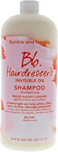 Bumble and Bumble Hairdressers Invisible Oil Shampoo for Unisex, 33.79 Ounce