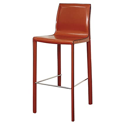 Fabulous Amazon Com New Pacific Direct Gervin Recycled Leather Bar Alphanode Cool Chair Designs And Ideas Alphanodeonline