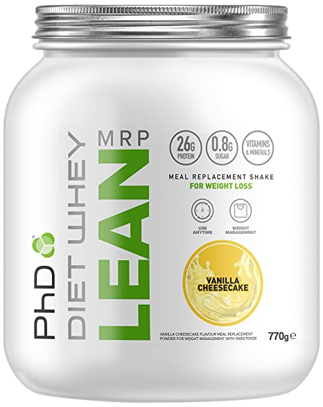 phd nutrition diet whey lean meal replacement powder vanilla rh amazon co uk