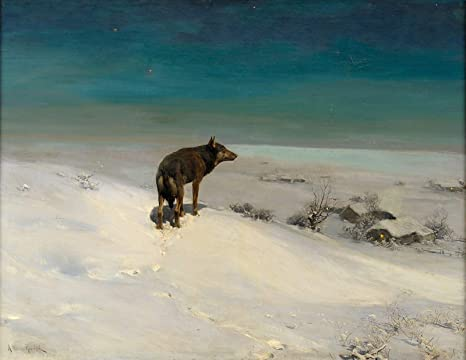 Amazoncom Alfred Von Wierusz Kowalski The Wolf Private
