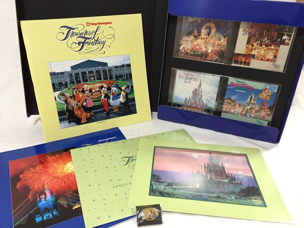 東京ディズニーランド トレジャーズオブファンタジー 「Treasures Of Fantasy」                                                                                                                                                                                                                                                    <span class=