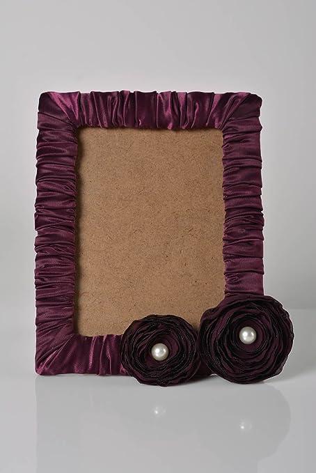 Amazon Com Picture Frames Handmade Photo Frame Wedding Gift Ideas