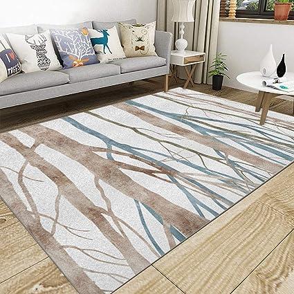 529927612dd3a Amazon.com: Enkoo Cushion Carpet Nordic Style Living Room Bedroom ...