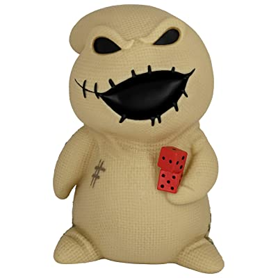 Nightmare Before Christmas Oogie Boogie PVC Bank: Toys & Games