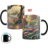 "Thomas Kinkade's""Gone With The Wind"" Heat-Activated Morphing Mug"