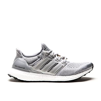 super popular 438c4 9dbdd adidas Ultra Boost Ltd, Silver Metallic Silver Metallic Core Black, 14, 5   Amazon.co.uk  Shoes   Bags