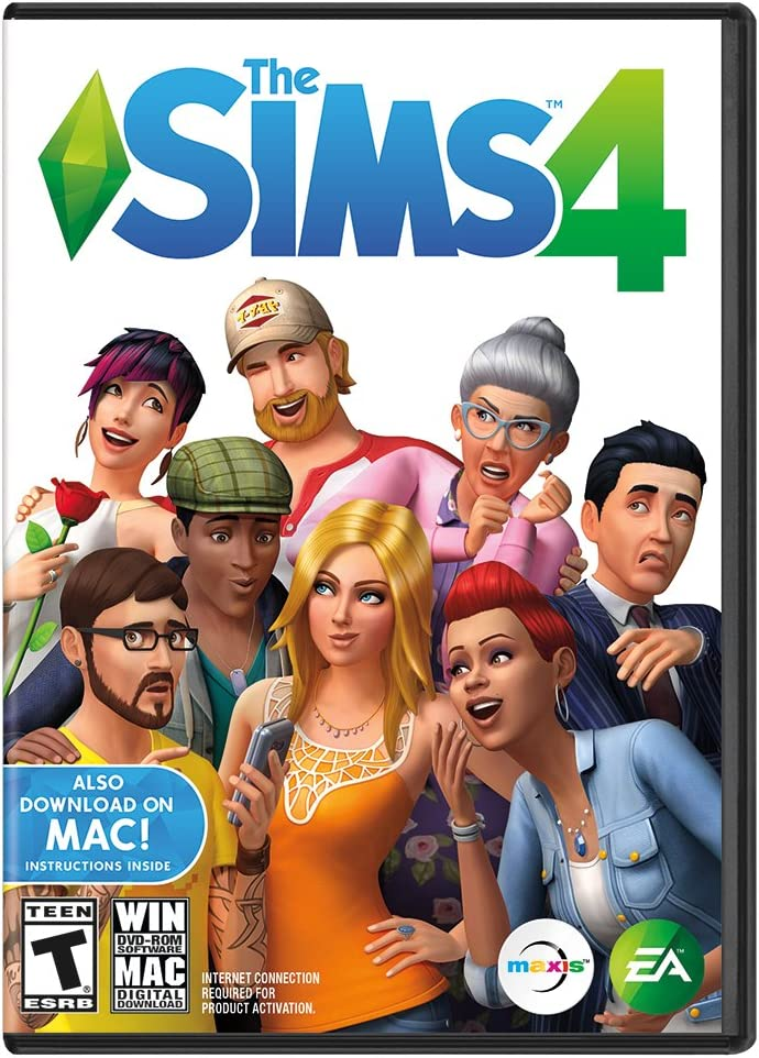 Amazon The Sims 4 Pcmac Video Games