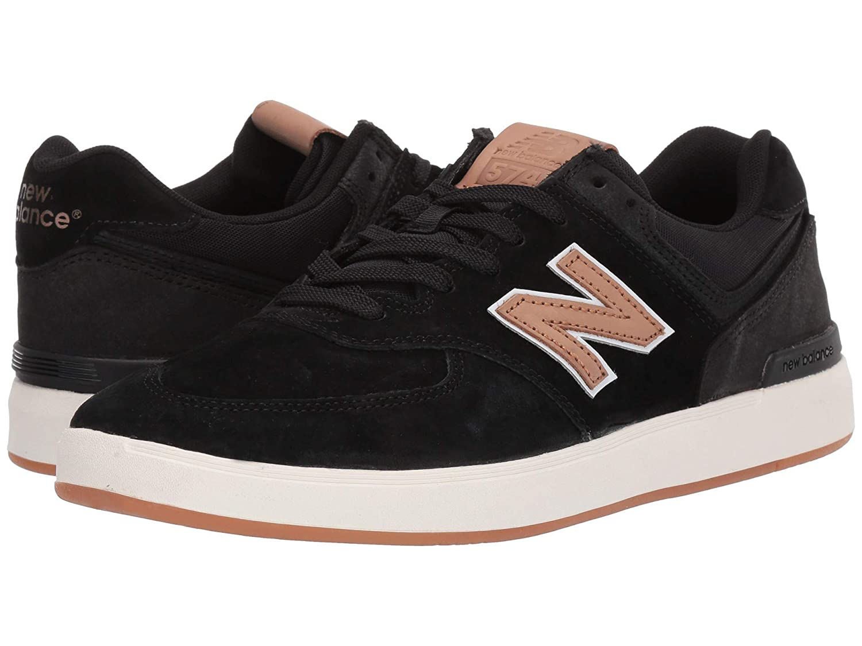 4c17e75e285d0 [ニューバランス] cm メンズランニングシューズスニーカー靴 B07N8F6HGS AM574 [並行輸入品] B07N8F6HGS  Black/Tan 27.5 27.5 cm D 27.5 cm D|Black/Tan, ...