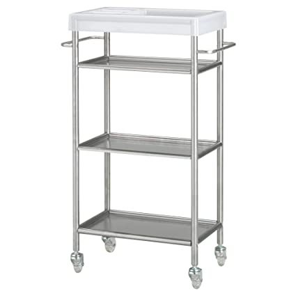 Amazon.com - IKEA.. 601.714.33 Grundtal Cart, Stainless ...