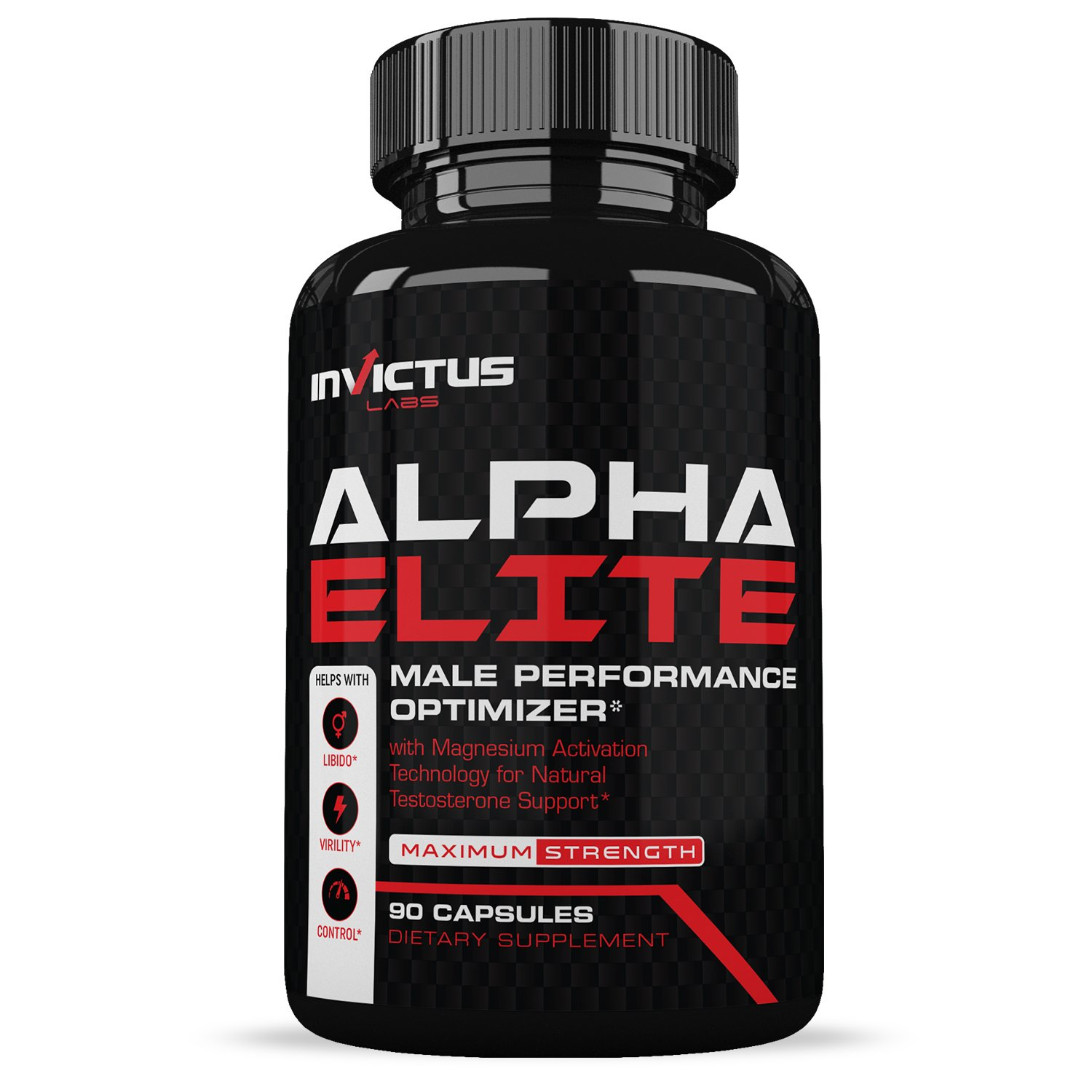 Extra Strength Testosterone Booster (90 Caplets) Naturally Increase Strength, Endurance, and Stamina Boost Performance and Recovery Builds Lean Muscle Promotes Healthy Weight Loss and Fat Burning