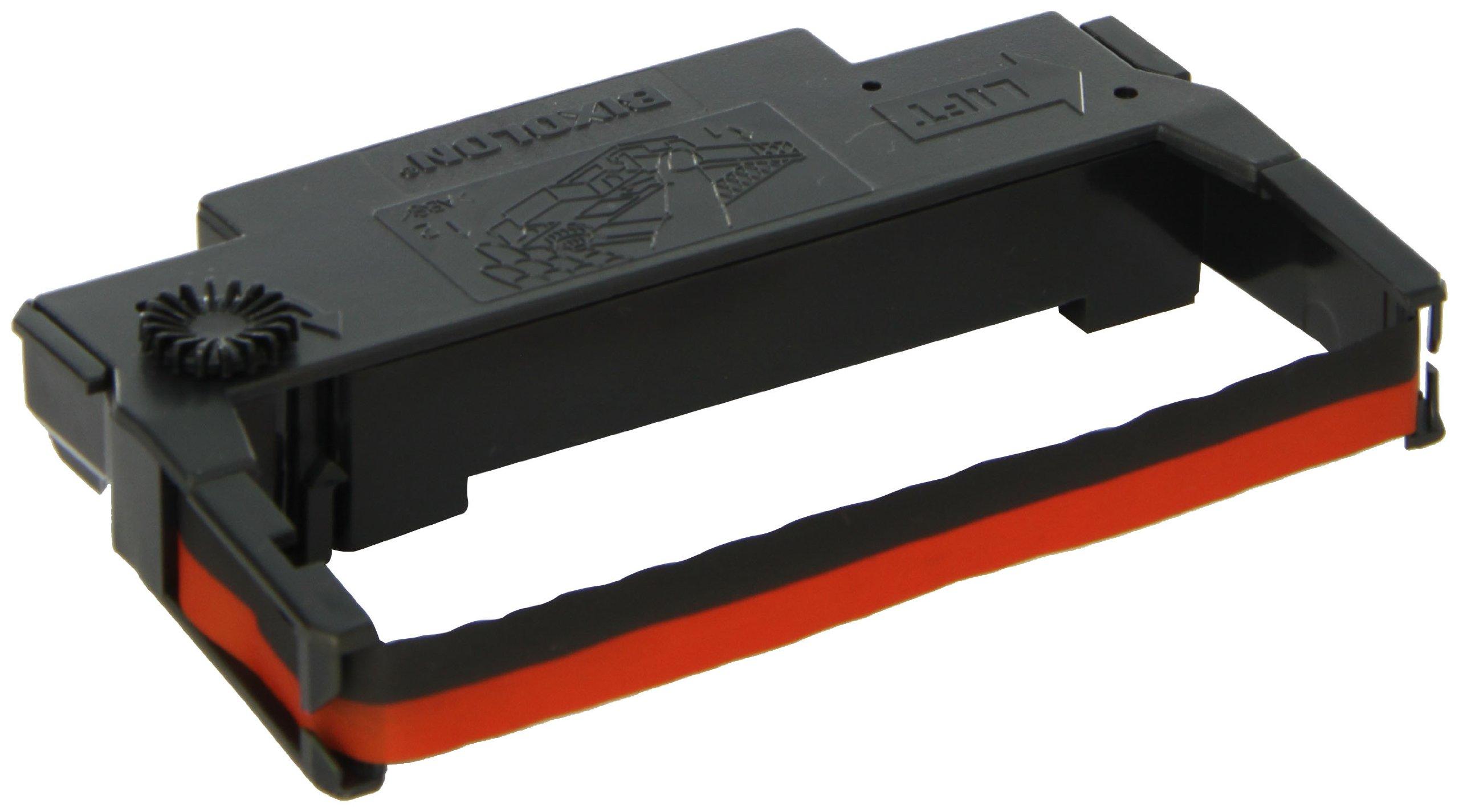 Bixolon RRC-201BR Ribbon Cartridge For SRP-270/SRP-275 Printer, Black/Red by BIXOLON (Image #1)
