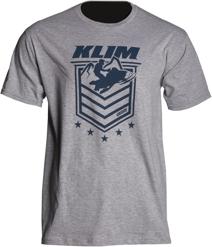 Light Gray, 2XL Klim The General T