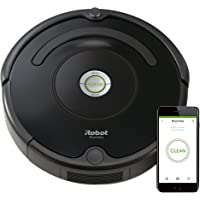 iRobot Roomba 671 Robot Vacuum with Wi-Fi Connectivity, Works with Alexa, Good for Pet Hair, Carpets, and Hard Floor
