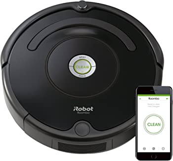 iRobot Roomba 671 Robotic Vacuum with WiFi Connectivity