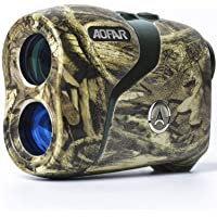 AOFAR HX-800H Range Finder for Hunting 800 Meters, Wild Waterproof Coma Rangefinder with Angle and Horizontal Distance…